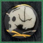 骸骨(黒)